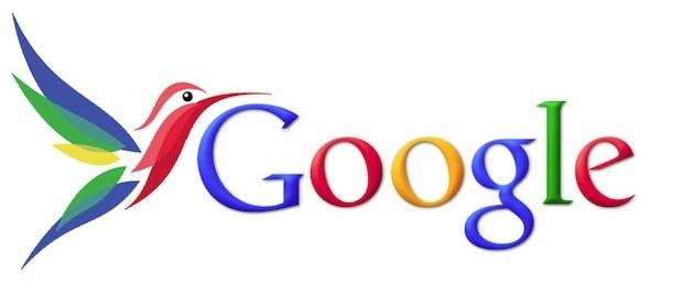 Google поисковый алгоритм Колибри Hummingbird