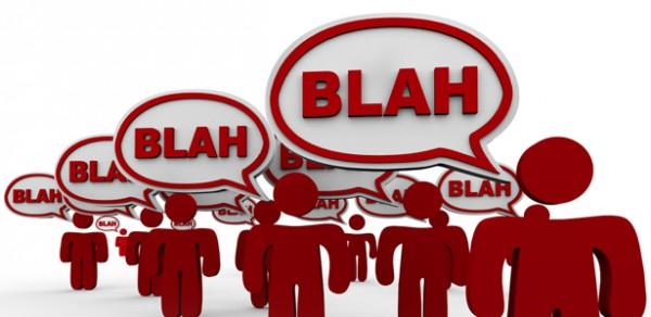 Комментарии web blah-blah-blah