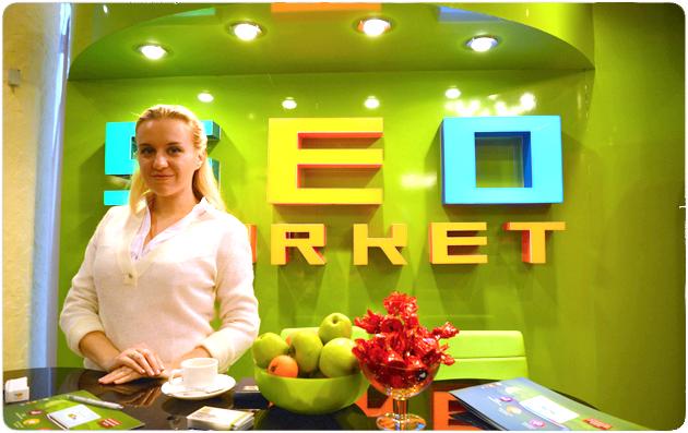 SeoMarket на OWOX Бизнес интернет-магазинов 2014
