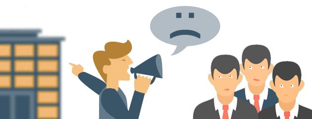 Как реагировать на негативные отзывы о вашей компании?