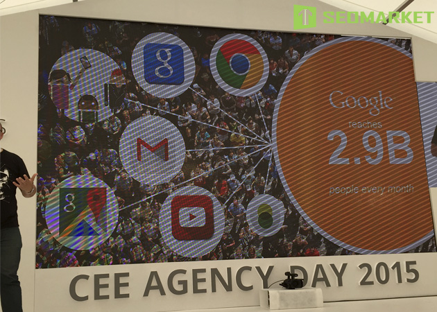 Презентация Google CEE Agency Day